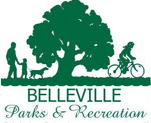 Belleville Parks & Recreation Logo