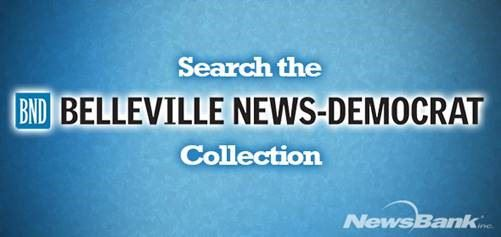Belleville News Democrat