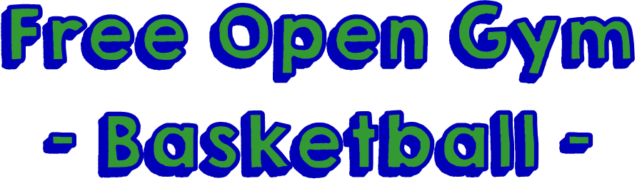 Belleville Parks and Recreation Nichols Community Center Basketball Open Gym