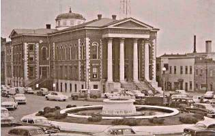 St. Clair County Courthouse, circa 1963